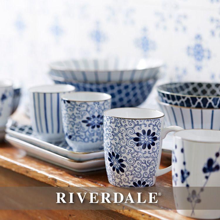riverdale servies bij de bommel meubelen!   de bommel   riverdale in