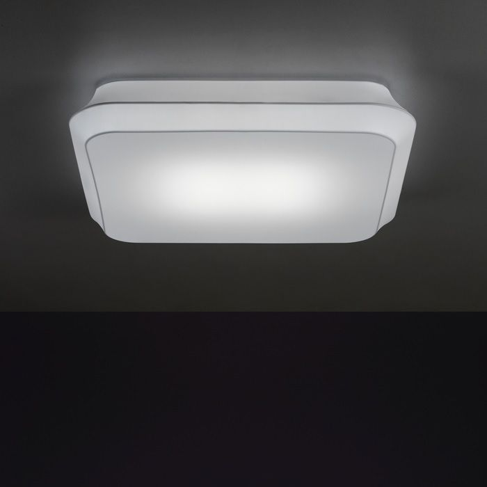 de elástica Lámpara tela blanca techoplafónde Surface 67gyYbf