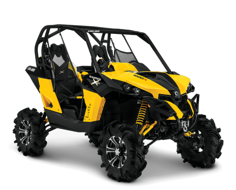 Maverick 1000 X Mr Side By Side Features Mud Performance Tires Front And Rear Acs Air Assist Shocks And More Can Am Off Road U Can Am Atv Utility Vehicles
