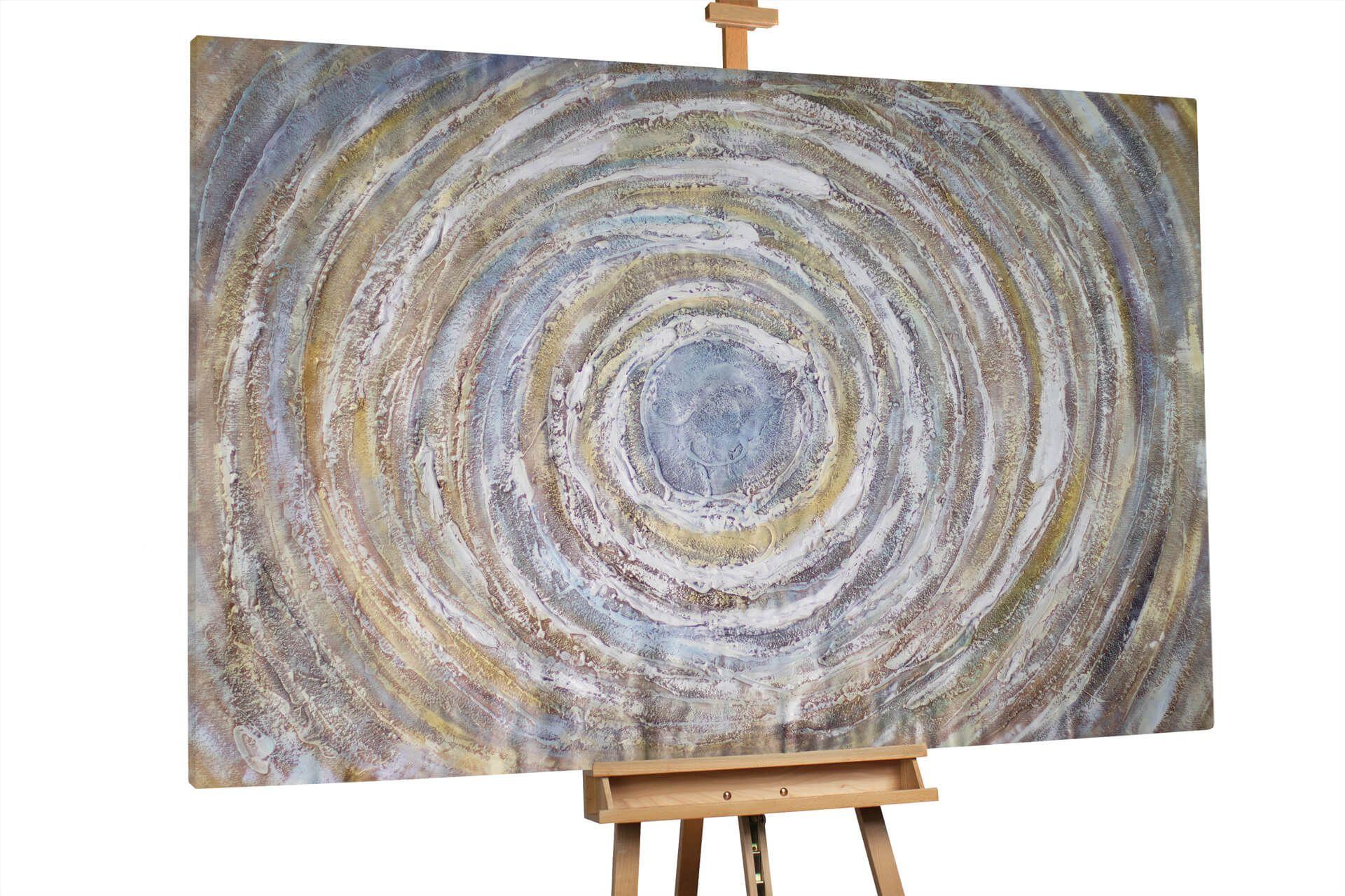 ol gemalde kalkige konturen 180x120cm abstraktes leinwandgemalde fotos auf leinwand online bestellen eigenes bild drucken
