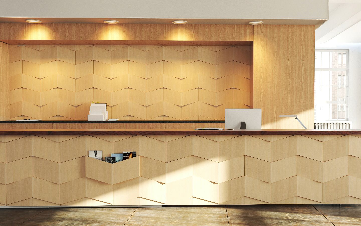 Prokk - multi-functional wall panels | ARCHITECTURE & INTERIOR ...