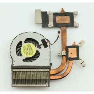 633852 001 Hp Envy 17 1000 Series Laptop Cooling Thermal Heatsink
