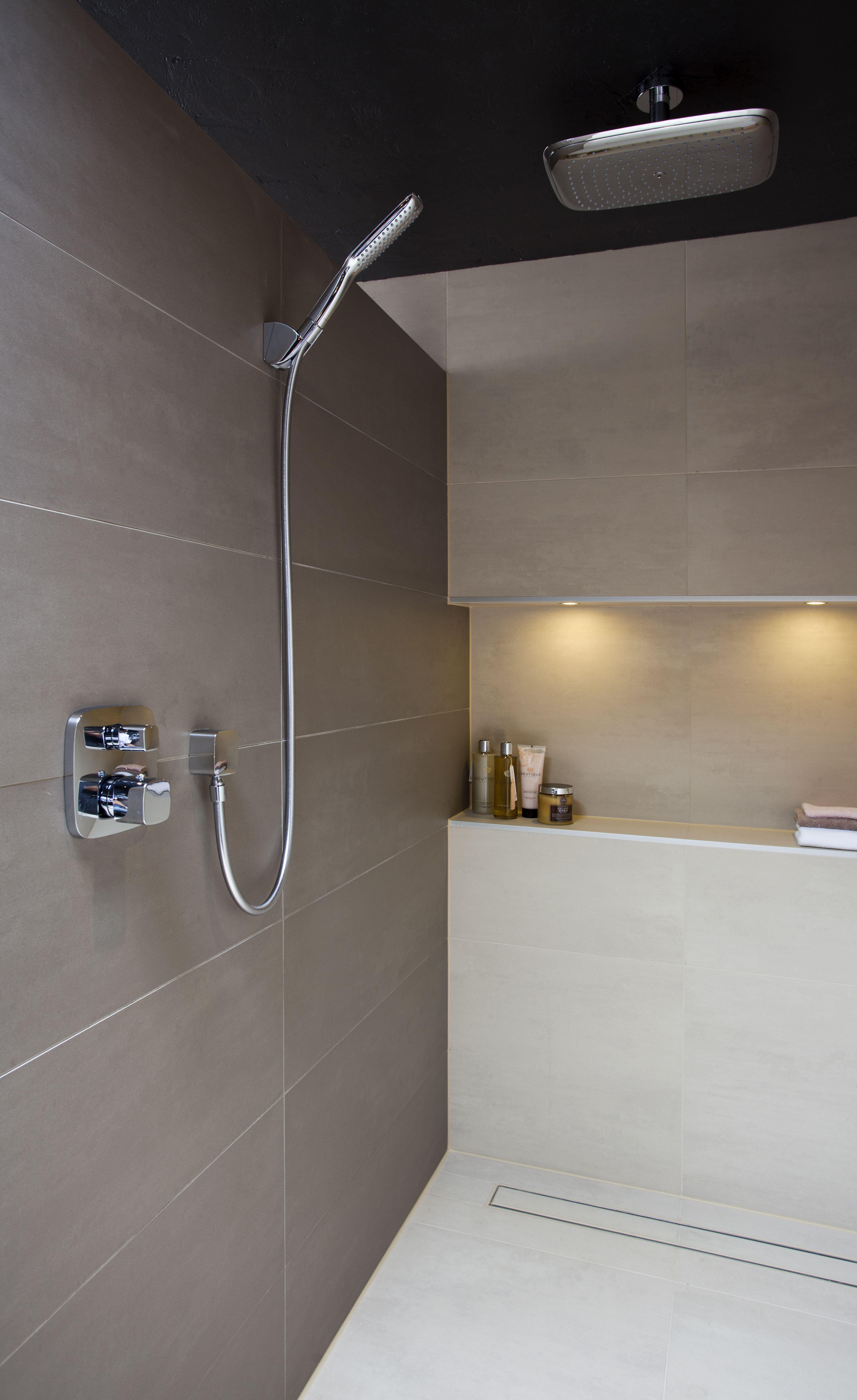 ruime inloopdouche bathroom inspiration pinterest badkamer