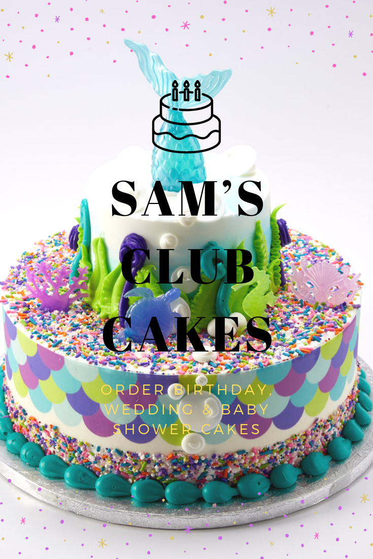 Phenomenal Sams Club Offers A Variety Of Delicious Cakes For Birthdays Personalised Birthday Cards Veneteletsinfo