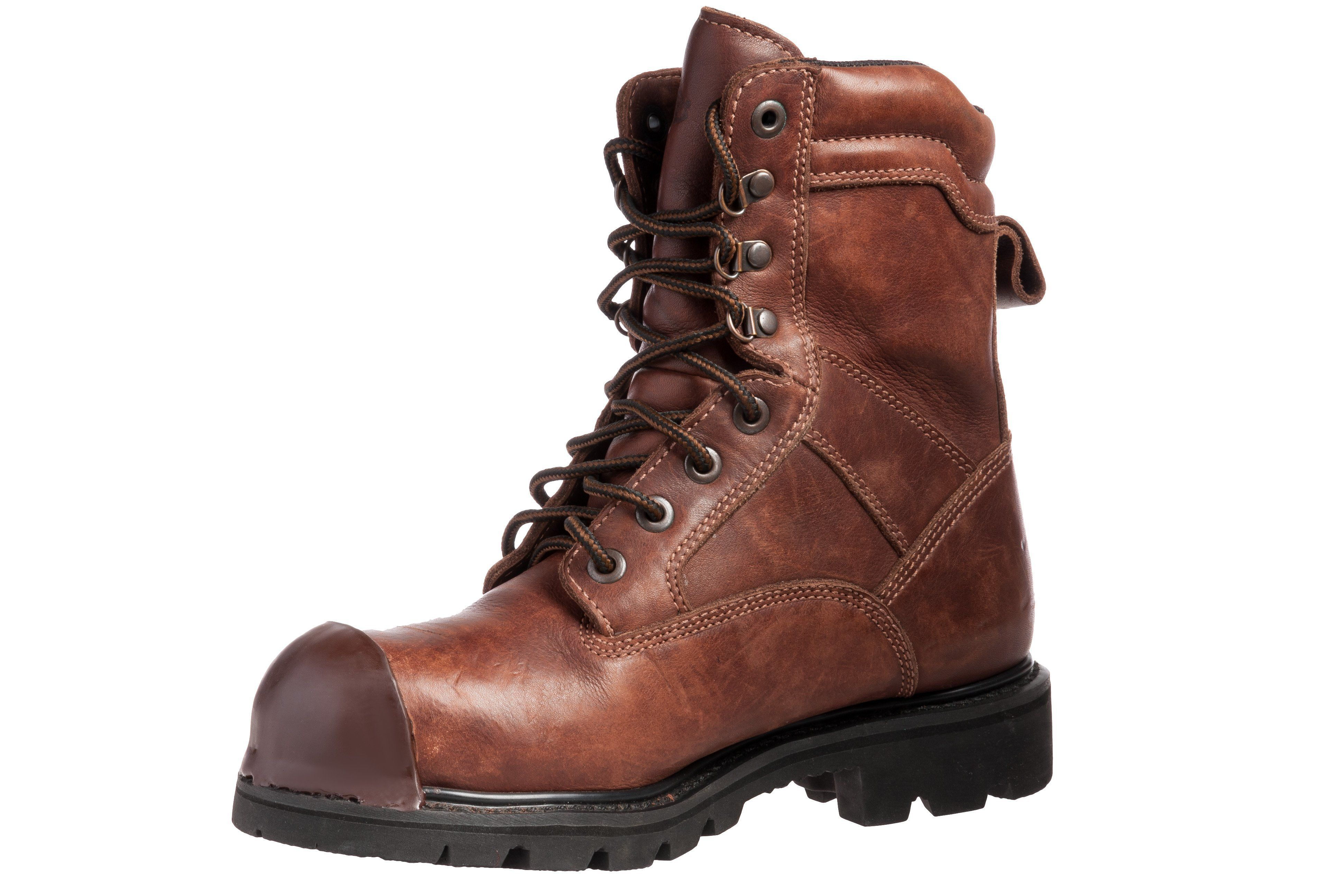 repairing leather walking boots