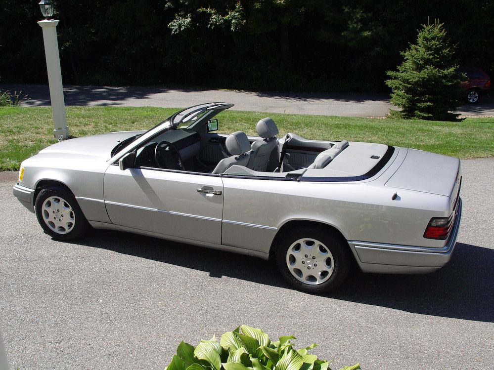 mercedes w124 e320 cabrio mercedes benz w124 pinterest benz mercedes benz and custom cars. Black Bedroom Furniture Sets. Home Design Ideas