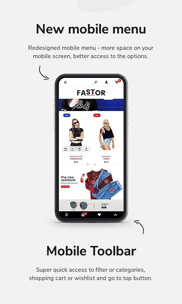 Fastor - Multipurpose Shopify Sections Theme #Multipurpose, #Fastor