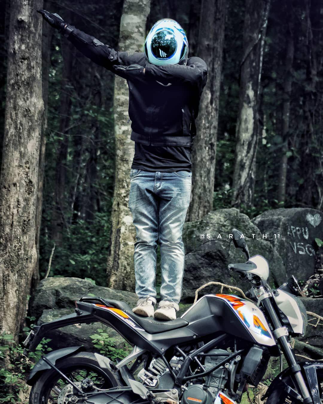 s a r a t h 11   ktmbiker  dab  biker  ktmrider  ktm  duke  200 ... 96d2469679a