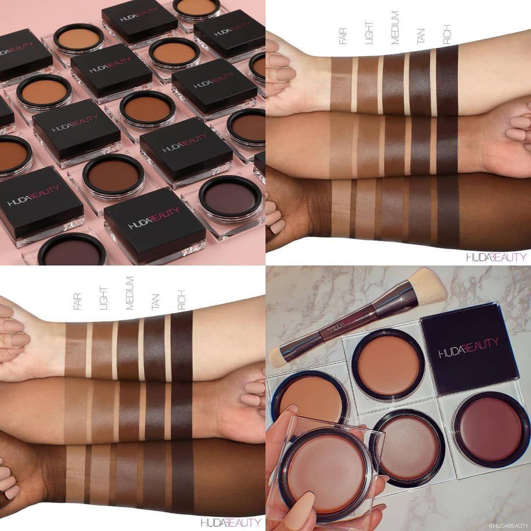 Tantour Contour & Bronzer Cream by Huda Beauty #13