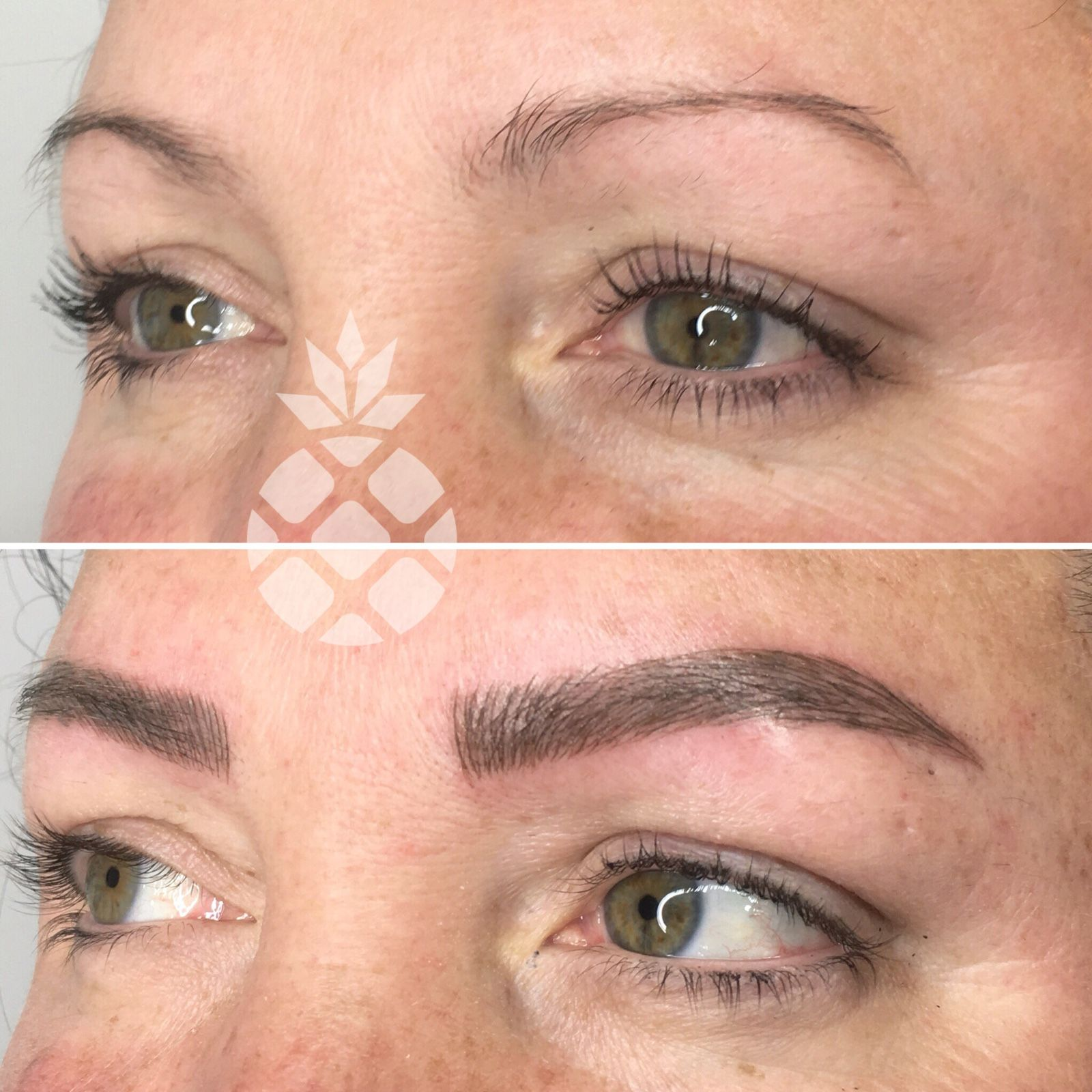 Cosmetic tattoo microblading maquillage semipermanent
