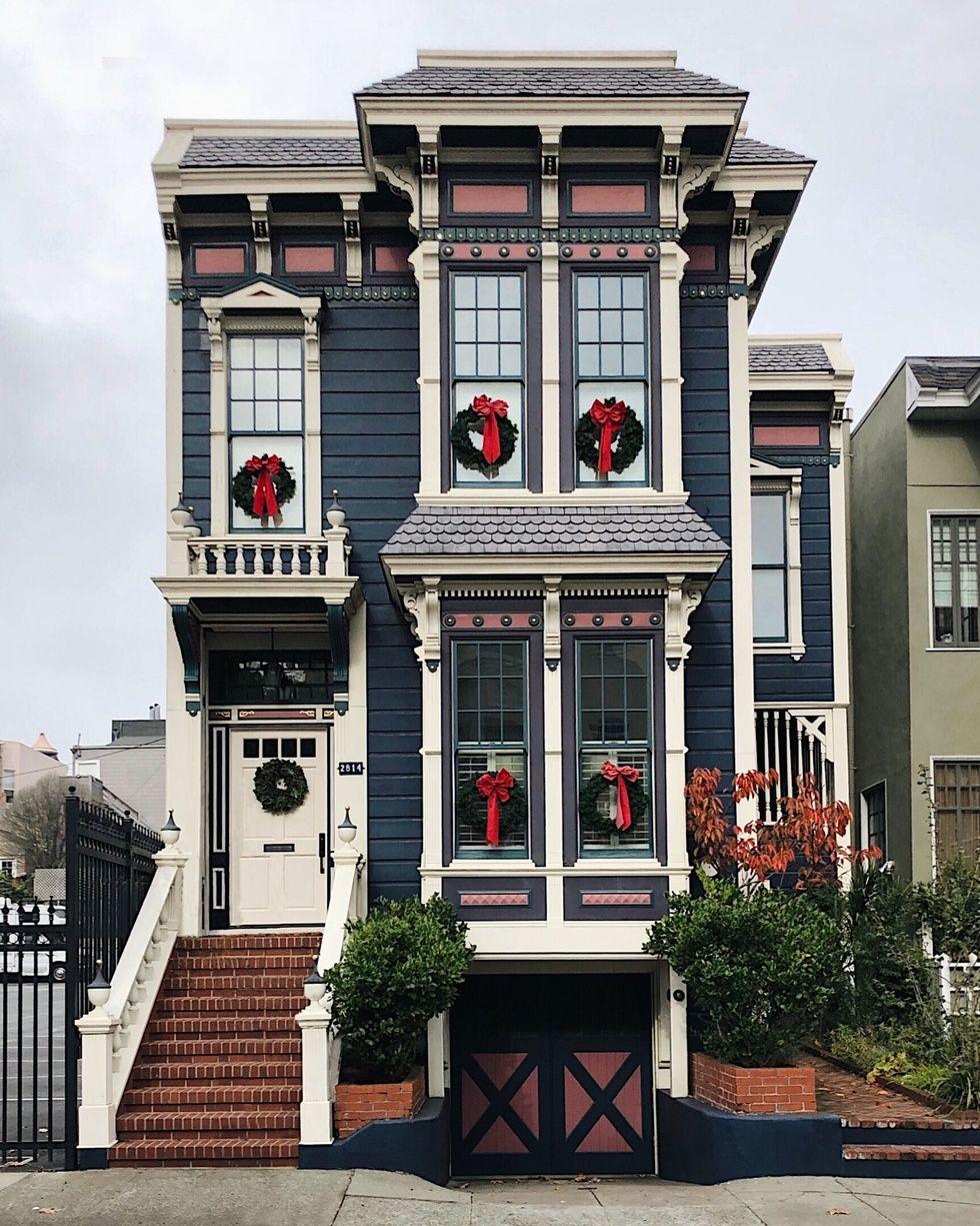 Classic Christmas The Prettiest Decor Around San Francisco