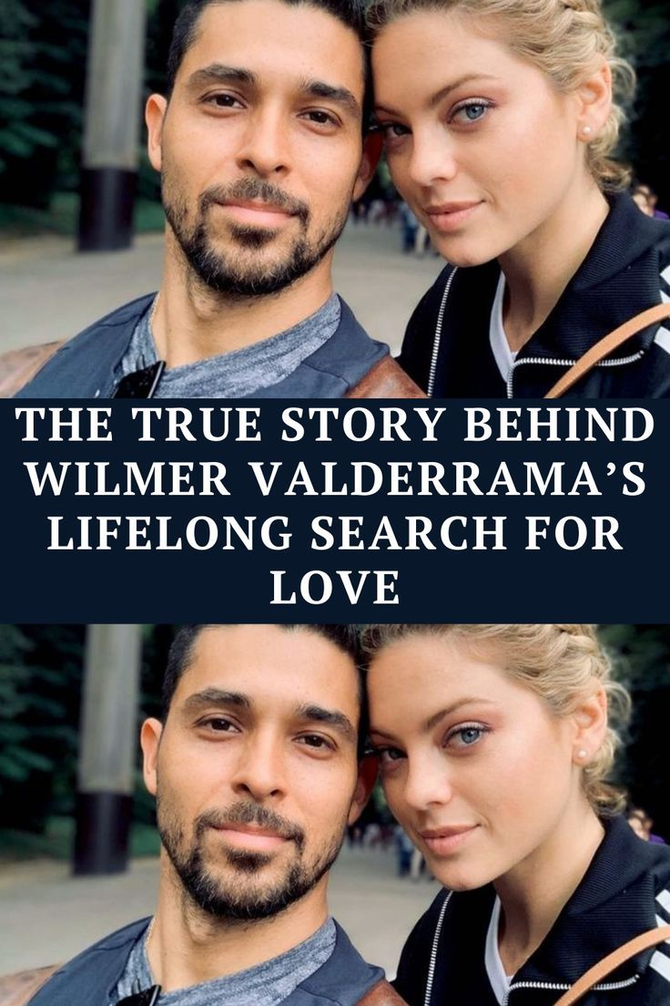 Let's take a look back at Valderrama's incredible rise to fame and his search for true love along the way