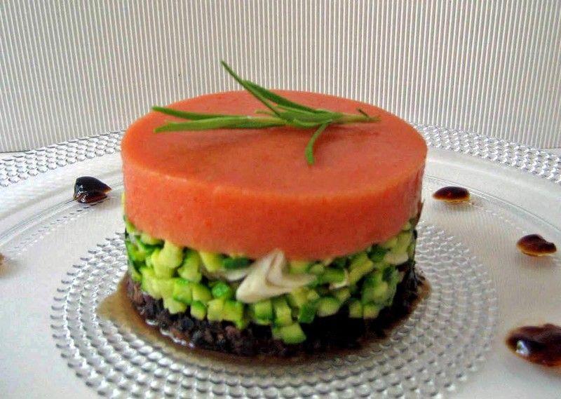 Pour cette édition du Blog appétit spécial été, je me sens assez concernée car j'adore et les tomates et les sardines. L'inspiration de ce plat m'est venue après de nombreuses lectures de recettes et la vue de photos toutes aussi nombreuses, et surtout...