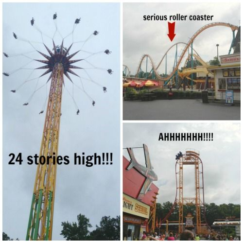 Have You Been In Dr Frights Frightorium At Six Flags Over Georgia Autumn Activities Water Park Kids And Parenting