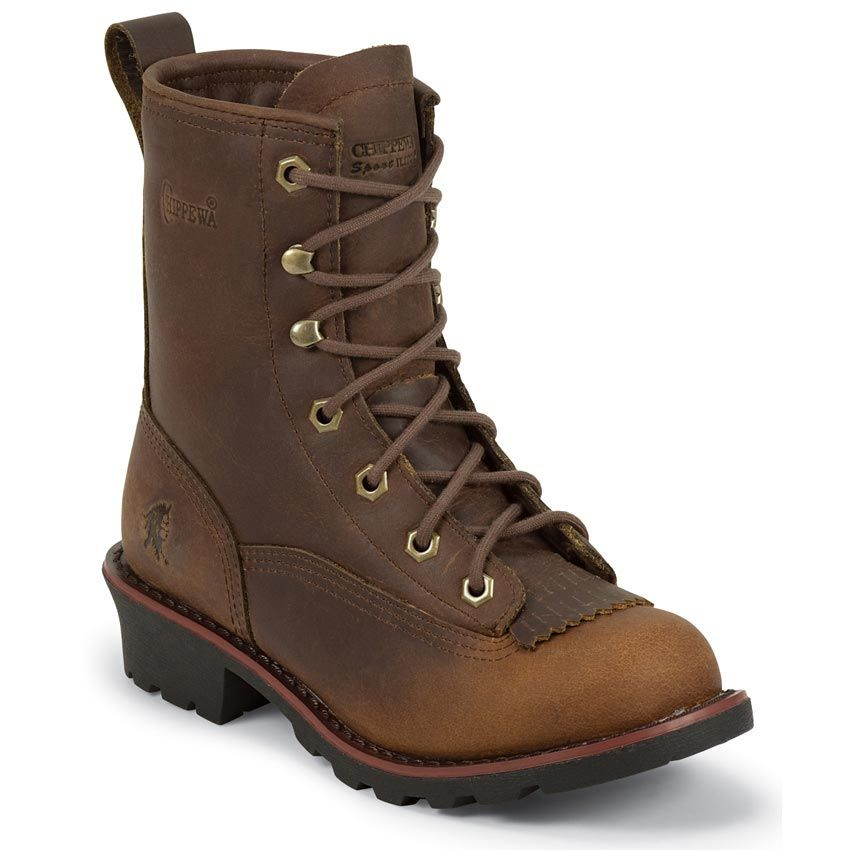 608299787b5 Chippewa Kid's Logger Boots omg if I have a boy someday I will get ...