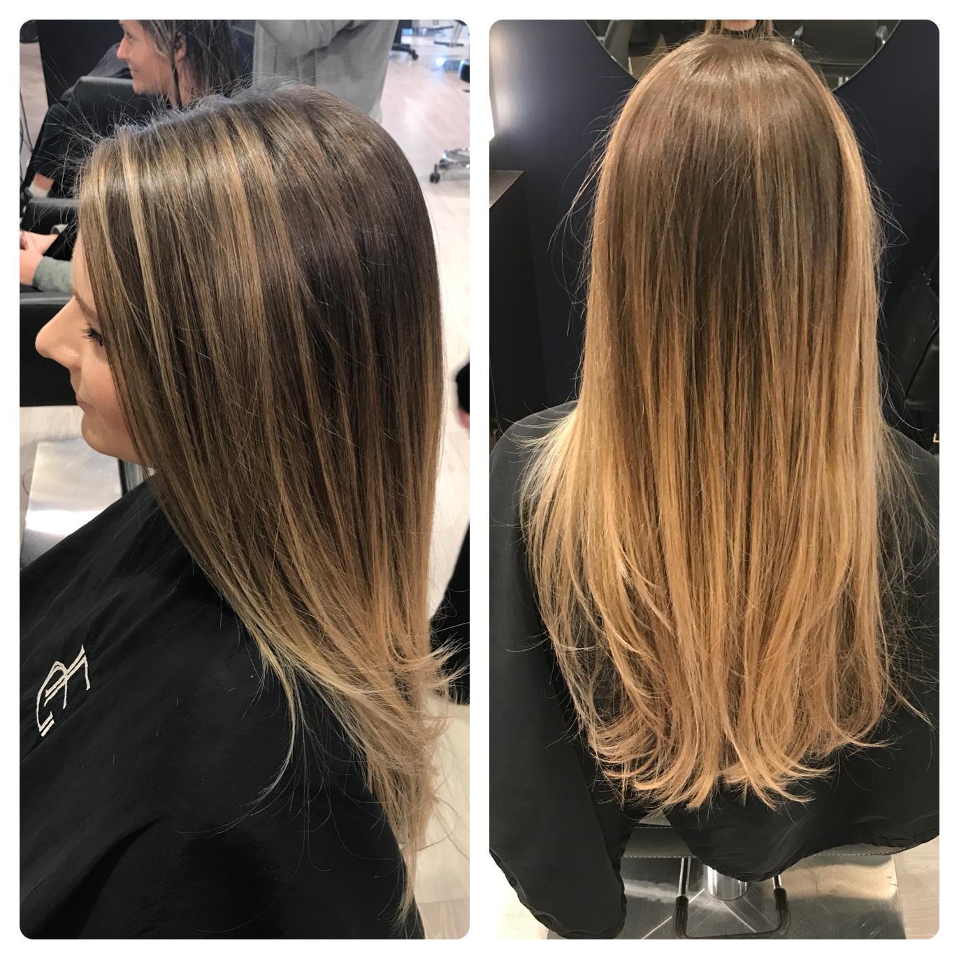 Blonde Balayage Ombr By Taylor At Frank Gironda In Wheaton Il