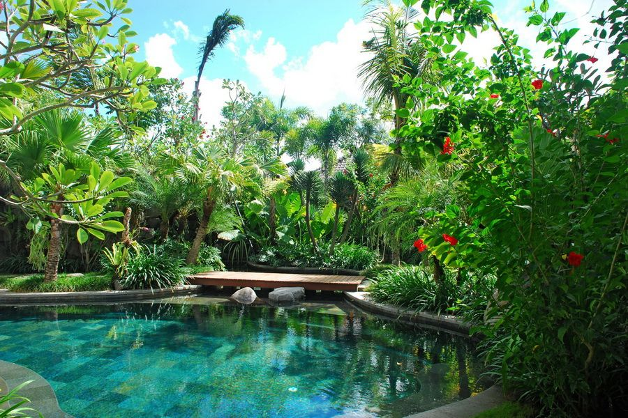 Villa Batavia - Bali | Bali Landscape Company | natural pools ... - garden design companies