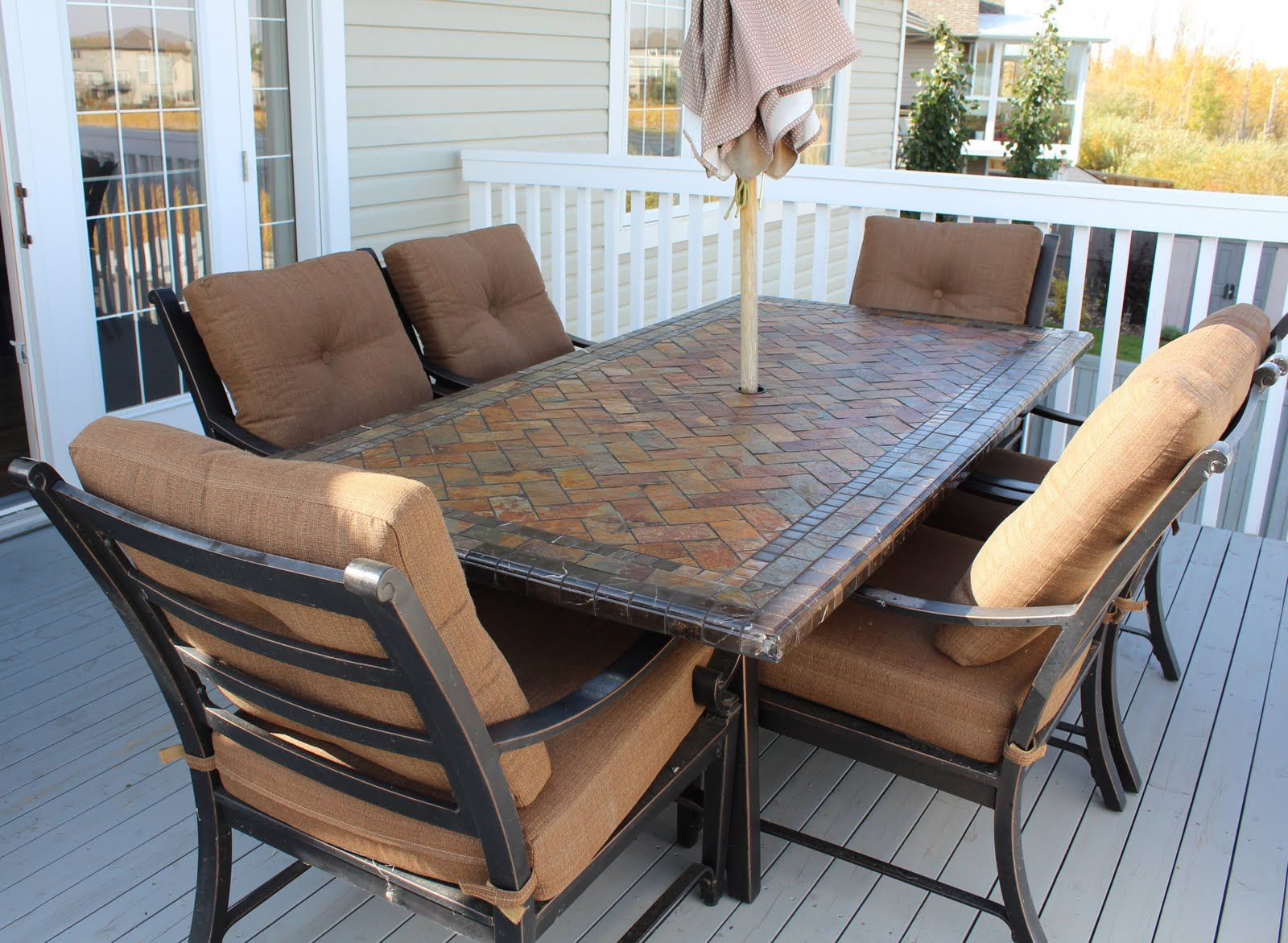 Delightful Cool Clearance Outdoor Dining Sets: Clearance Pain Sensitivity Is A  Positive Patio The Quick Resale