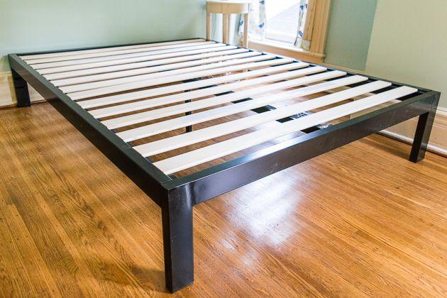 The Best Platform Bed Frames Under 300 Best Platform Beds Platform Bed Frame Natural Bedding Cheap bed frame and mattress
