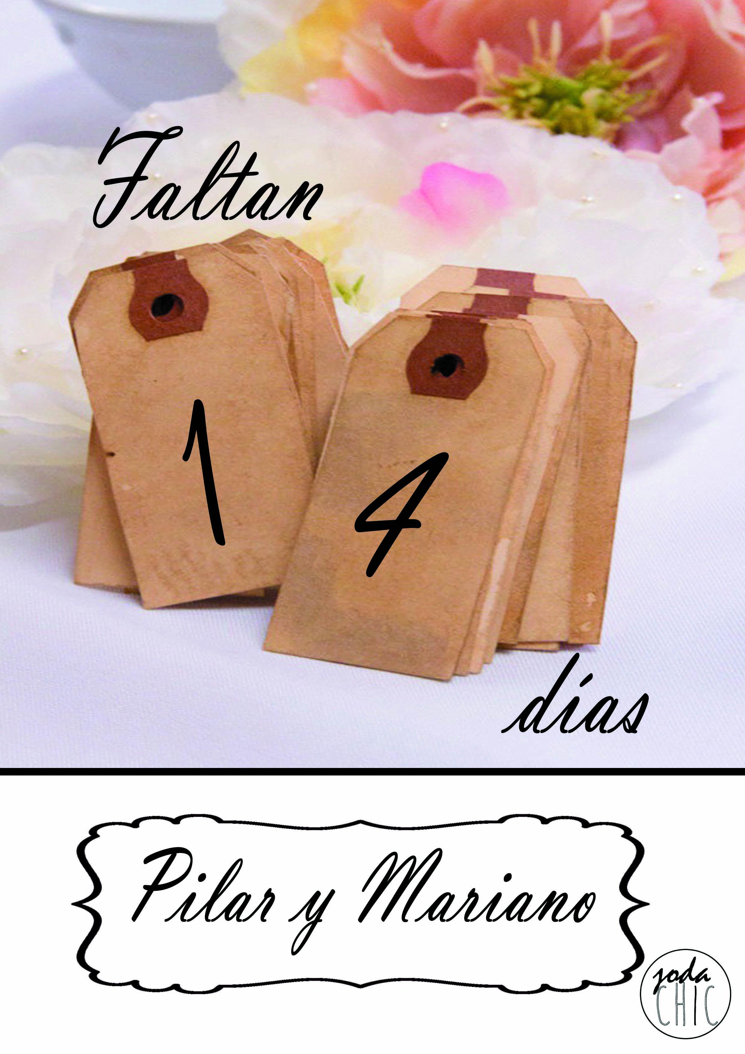 Cuenta regresiva boda, mailing. | Inspiración para boda, Fotos de boda, Boda