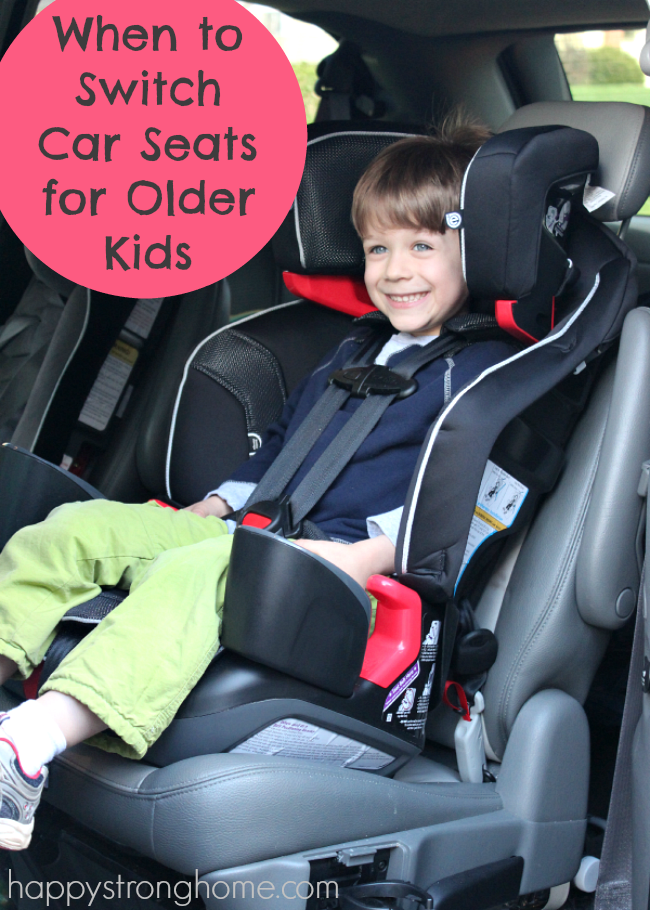 When DO You Switch Car Seats For Older Kids Find Out The Three Considerations I Learned From My Research Sponsored By Evenflo