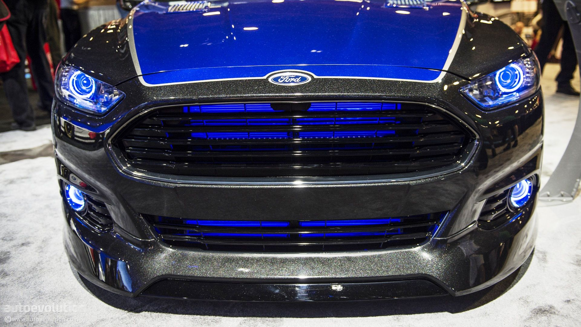 The ford fusion mrt performance version ford fusion accessories car accessories ford fusion custom
