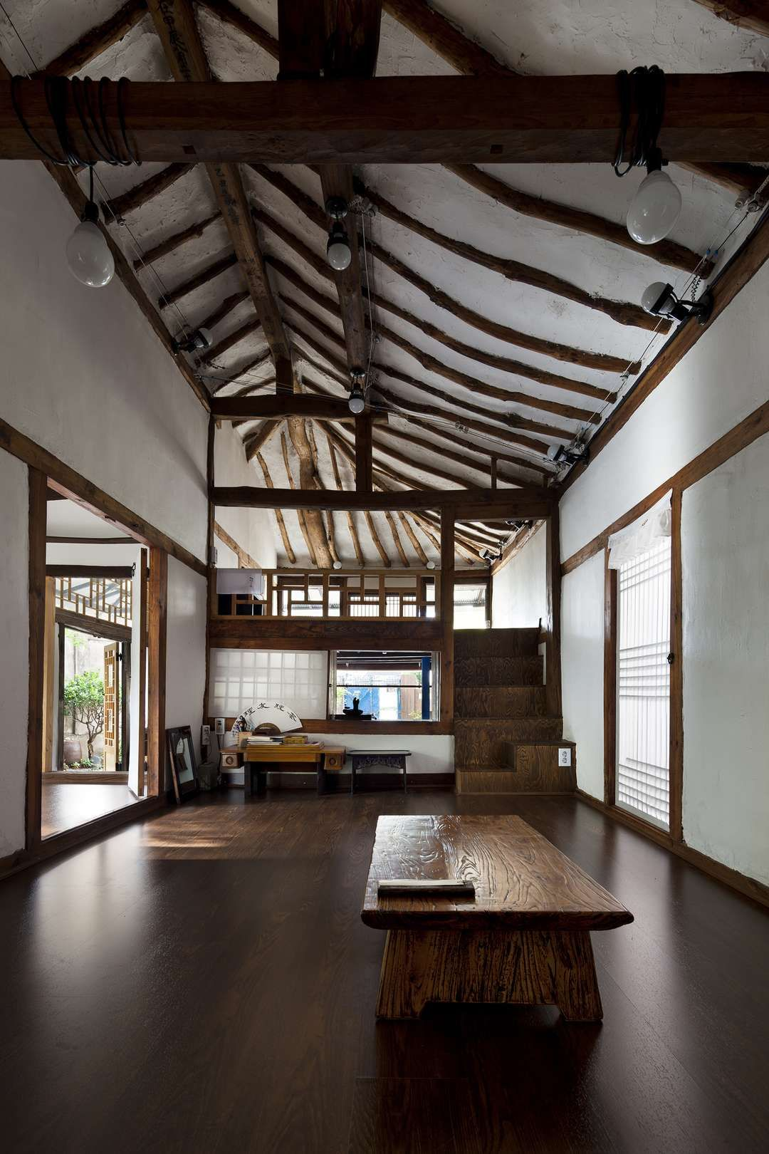 Neo Traditional Korean Homes 6 Modern Updates On The Vernacular Style Architizer