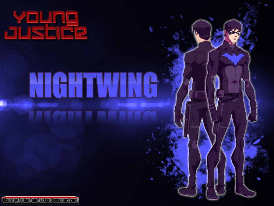 Young Justice Wallpaper Wide Collections