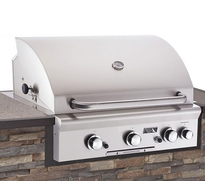 American Outdoor Grill 30NB Built In Stainless Steel 30\