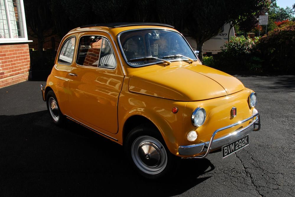 UK Classic Cars on   Fiat 500l and Cars