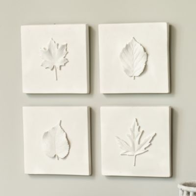 Set of Any 2 Leaf Plaques | European-Inspired Home Furnishings | Ballard Designs