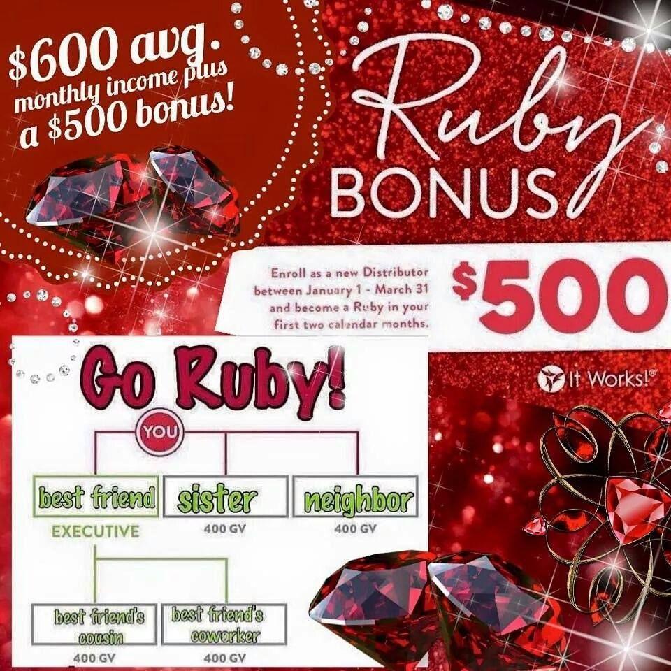 Ruby Bonus