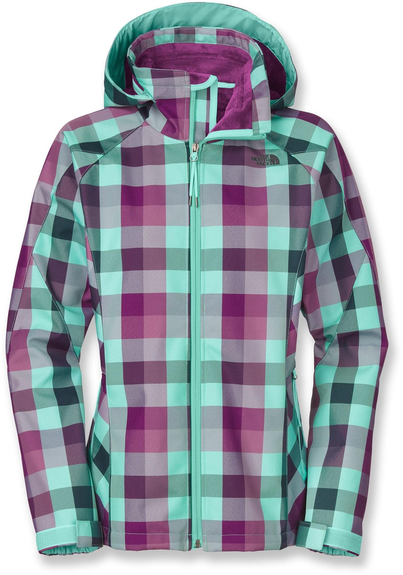 At REI Outlet: Be Mad for Plaid—The North Face Morgan Jacket ...