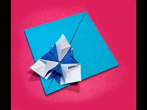Beautiful Paper GIFT BOX WITH LEAVES AND ROSE | Origami Idea for ... | 360x480