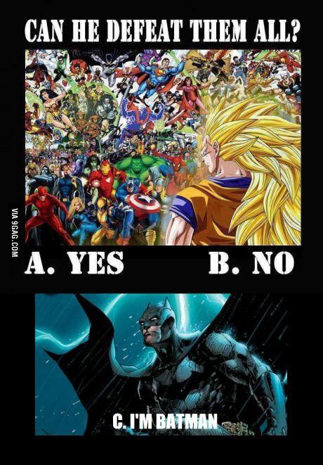I'm Batman Derp