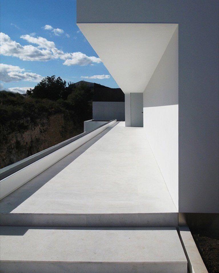 located in valencia spain atrium house 2010 by fran silvestre