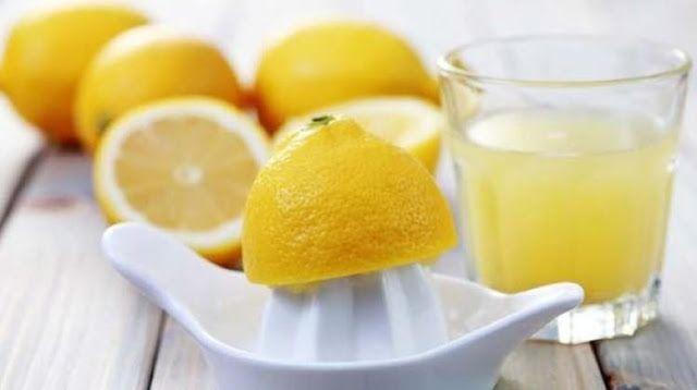 استخدامات مفيده لليمونه بعد عصرها لا ترمي الليمونة بعد