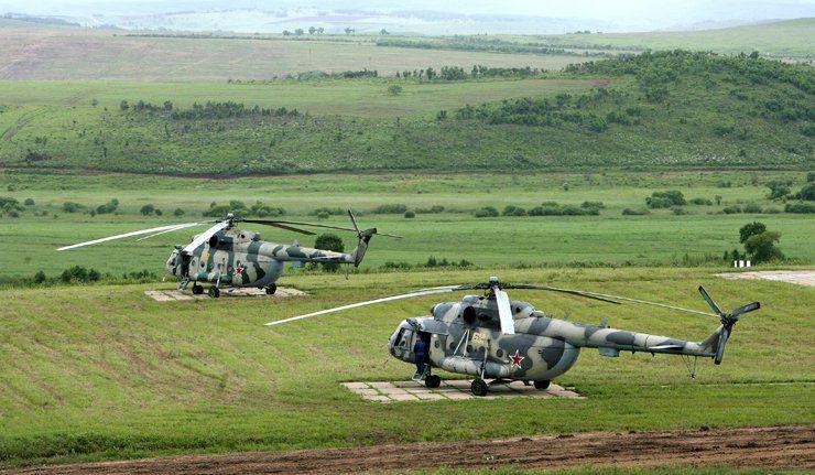 """Нови хеликоптер Ми-171А2: безбедан лет у било које доба   Компанија """"Хеликоптери Русије"""", заједно са концерном """"Радиоелектронске технологије"""" (КРЕТ), почела је тестирање хеликоптера МИ-171А2 на полигону """"Московског хеликоптерског предузећа Мил"""".   �"""