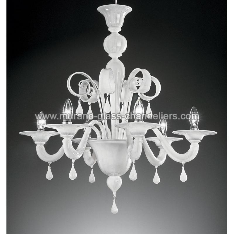 Stige Murano glass chandelier  Wonderful new #Murano glass #chandelier. Available for ordering at http://bit.ly/25DnNGX  #Murano #Muranoglass #art #interiordesign #homedecor #Italy #Venice