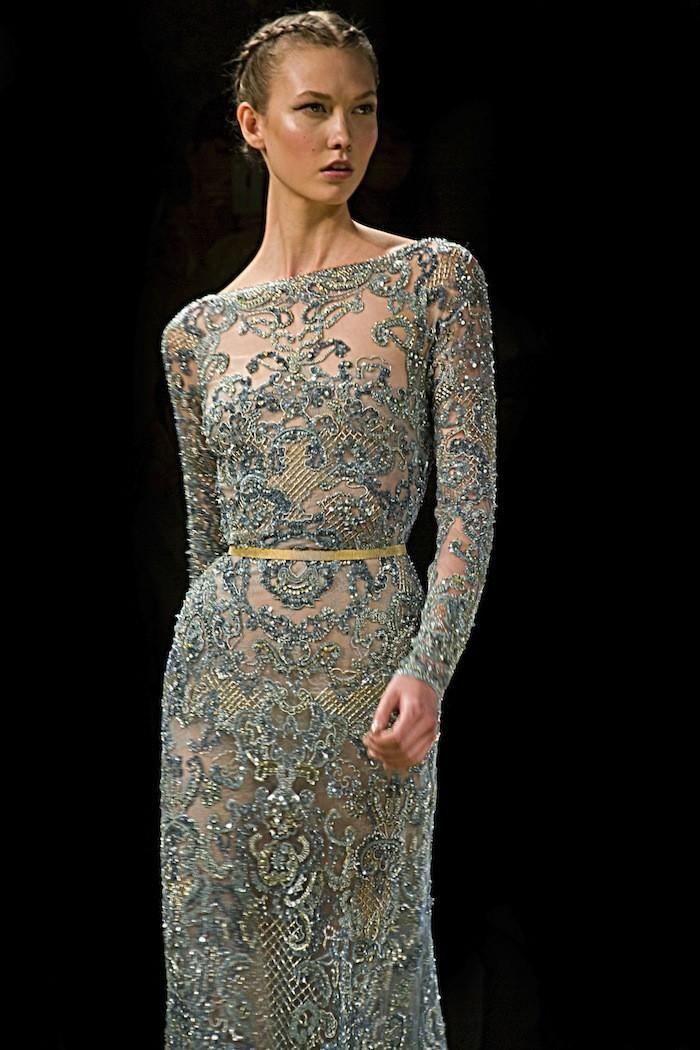 Elie Saab - Elie Saab Couture F/W 12 Show (Photos by Kevin Alfaiza)