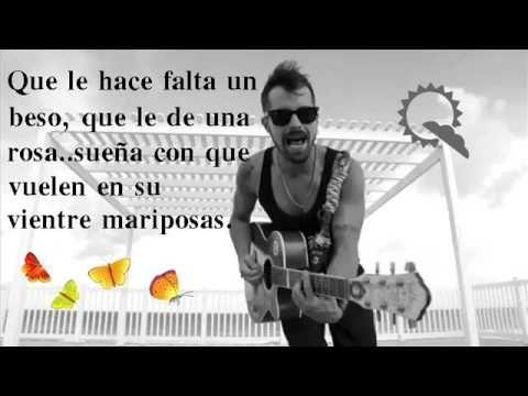 Alejandro Gonzalez Ft Mike Bahia Le Hace Falta Un Beso Letra