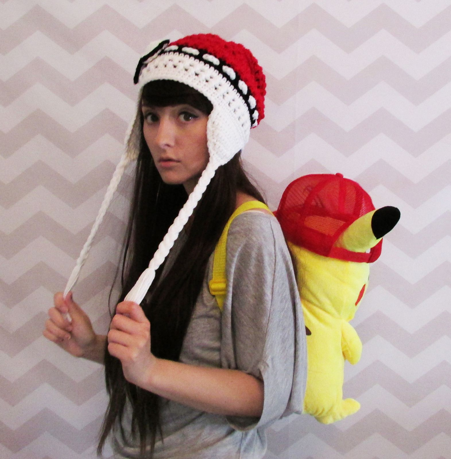 Time to play Pokemon GO! Become a Pokemon master with this cute ...