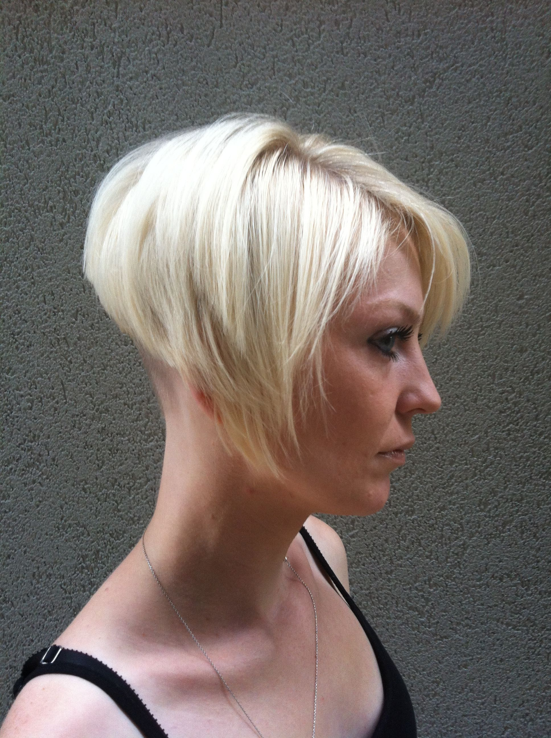 Pin by peter on beautiful short hairstyles pinterest bobs reverse bob haircut prom hairstyles with bangsfringe hairstyles balayage trending black hairstyleshalf up half down hairstyles shaggy layered hairstyles winobraniefo Image collections