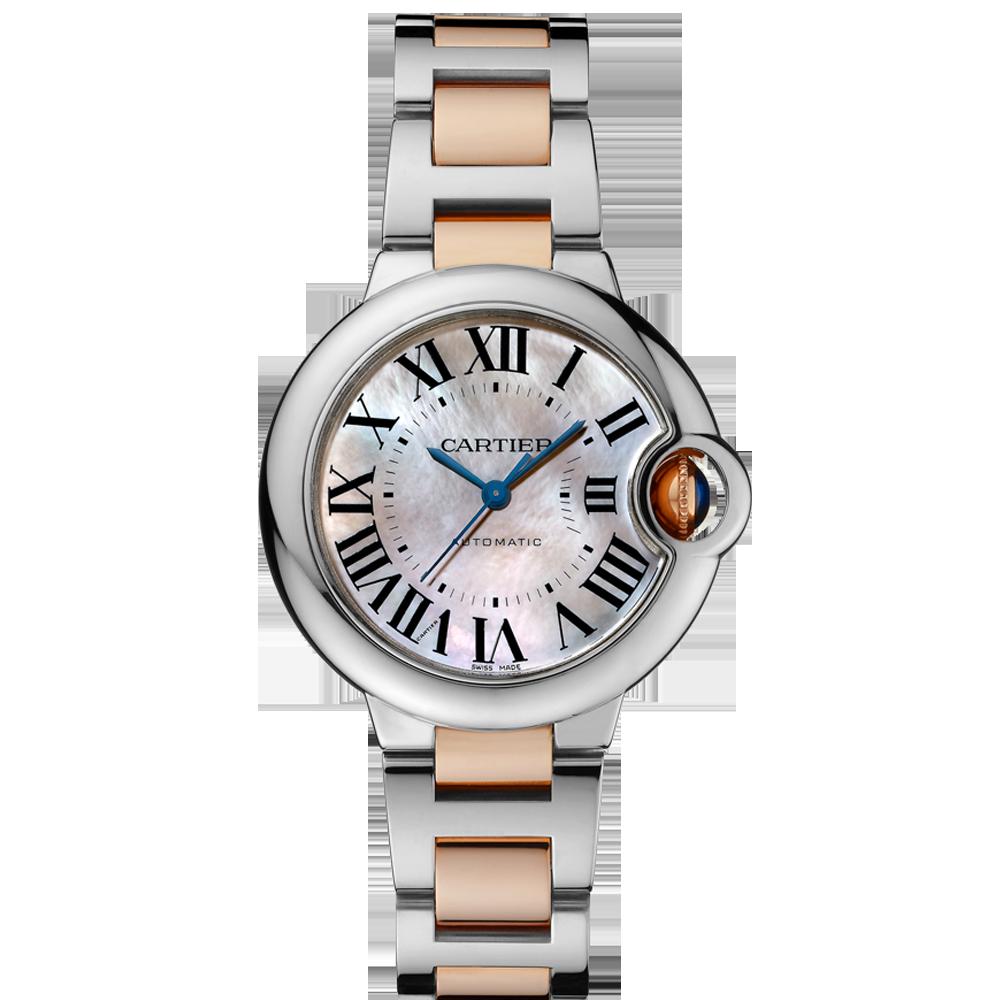 bbf757574395 Reloj Ballon Bleu de Cartier
