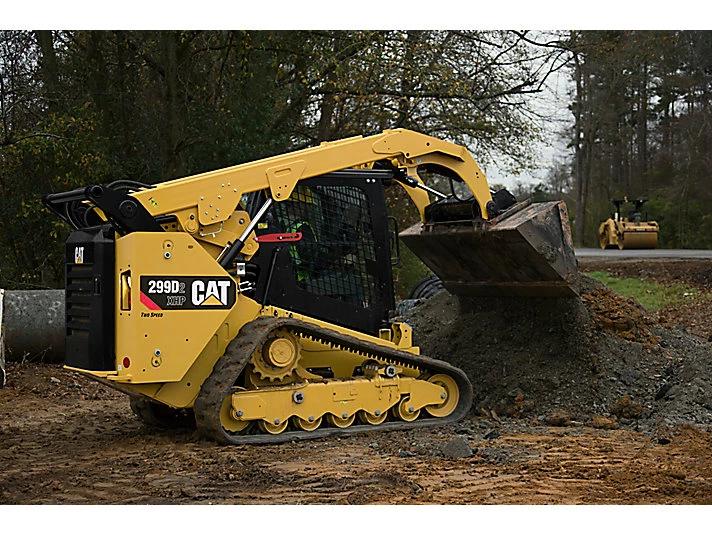 2014 Caterpillar 259D Compact Track Skid Steer Loader