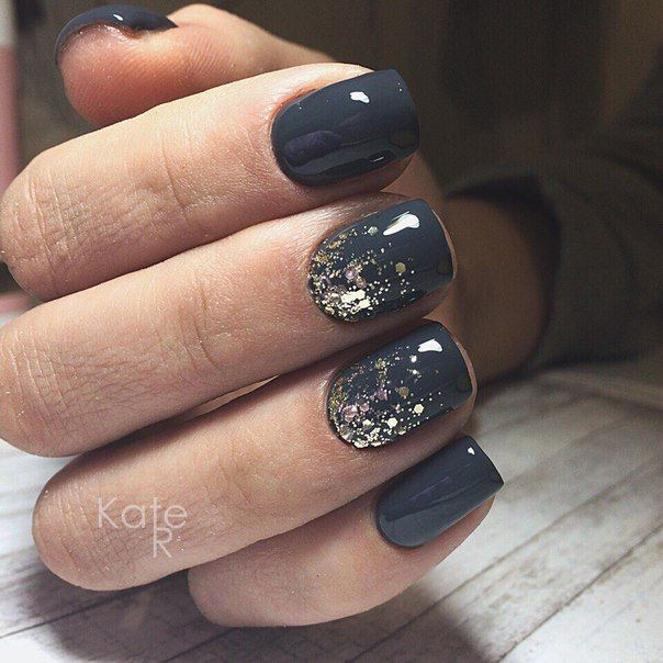Маникюр - дизайн ногтей #holidaynails