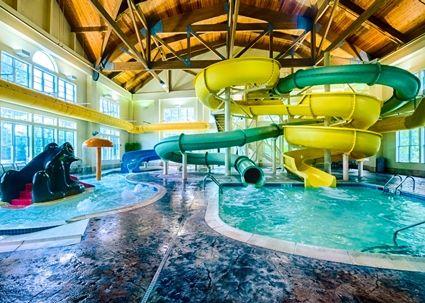 Hampton Inn Suites North Conway Hotel Nh Indoor Water