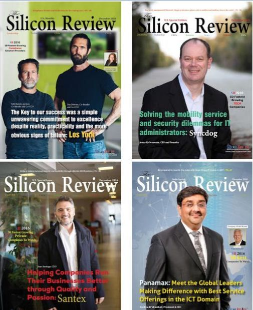 The Silicon Review Latest Magazines...
