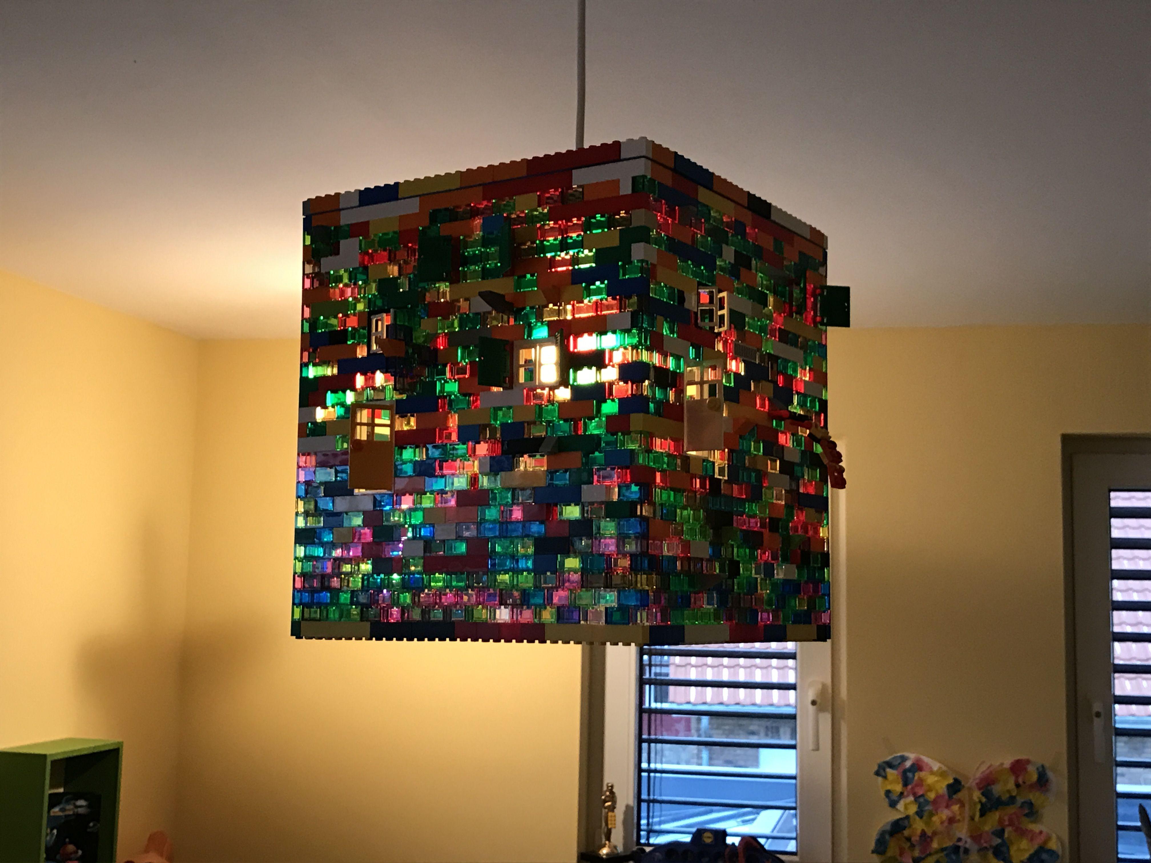 Pin by Markus Kuchel on Lego Leuchte, Lego Lampe, lego lamp ...