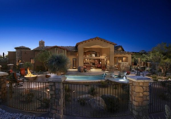 Sonoran Design Group Custom Home Designers In Tuscon Arizona